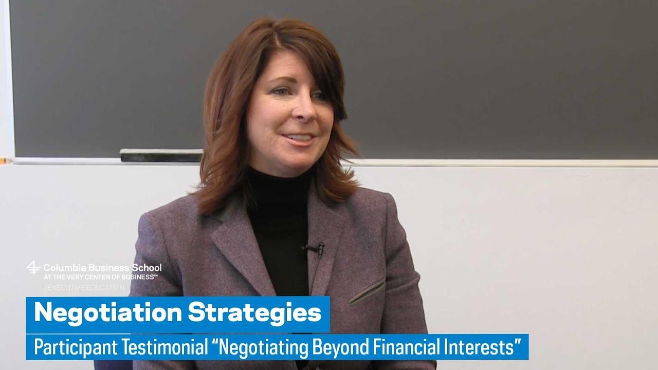 Negotiation Strategies: Creating and Maximizing Value | Executive