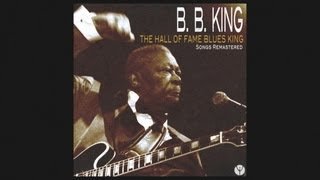 Watch Bb King Crying Wont Help You video