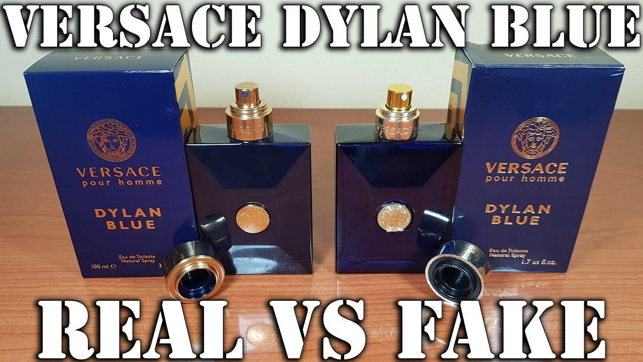 Fake Fragrance Versace Dylan Blue Youtube