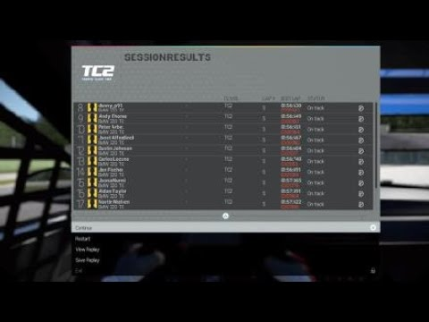 Project CARS GOTY Edition Touring Cars. IMOLA qualifying |