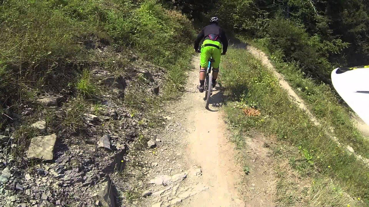 Sestola 2015 - cimone bike park - pista azzurra