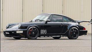 Larry Kosilla s Modified Porsche 964 Carrera 4 One Take