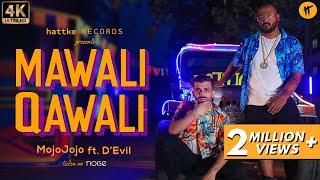 MojoJojo ft. D'Evil - Mawali Qawali | Cherry Bomb | Ambrish Verma  | Desi Hip Hop 2019 | Hattke