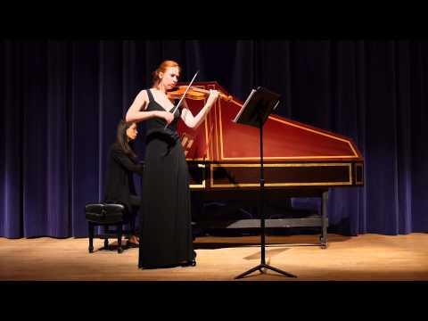 Sonata in D Major No. 5 by Jean-Fery Rebel