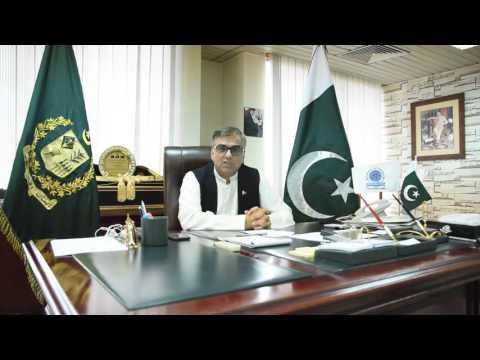 Message of Chairman OPF Barrister Amjad Malik