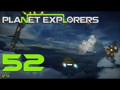 Planet Explorers 52 Конец