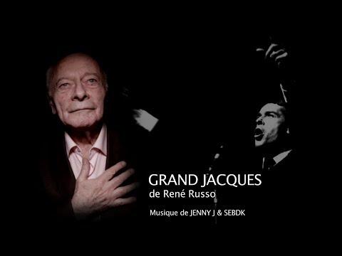 Grand Jacques  de René Russo *** Magnifique hommage à Jacques Brel ***