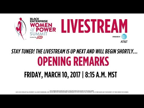 Women of Power Summit 2017 LIVE – Part 2