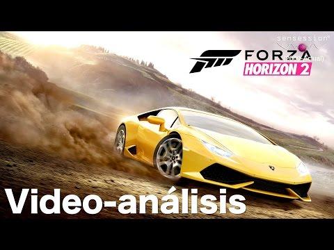 Forza Horizon 2 Análisis Sensession 1080p (Capturas Xbox O)