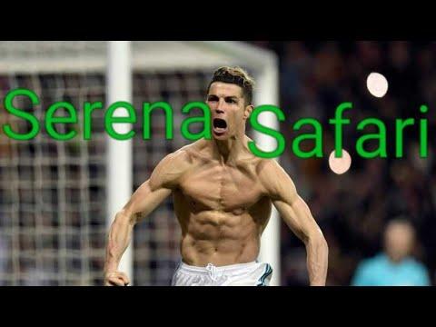 Cristiano Ronaldo/Serena Safari Songs Cristiano Ronaldo Version CR7 Version CR7 Skills