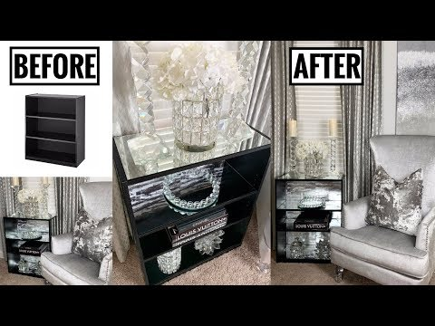 DIY WALMART FURNITURE MAKEOVER!
