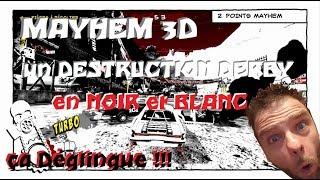 Mayhem 3D - Découverte - Ps3 - Fr