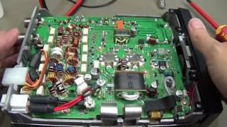 112 repair icom ic 7100 killed by overvoltage