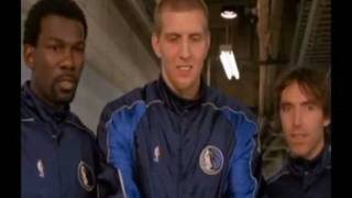 Dirk Nowitzki: funniest scene in