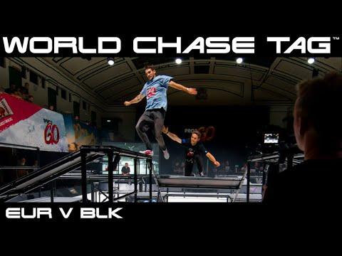 WCT PRO 2GO Euro Champs - SF2 - Blacklist v Eurosquad