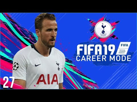 FIFA 19 Tottenham Career Mode Ep27 - FA CUP FINAL SPECIAL!
