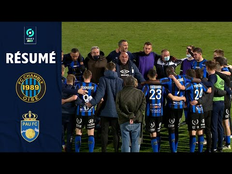 Chambly Pau Goals And Highlights