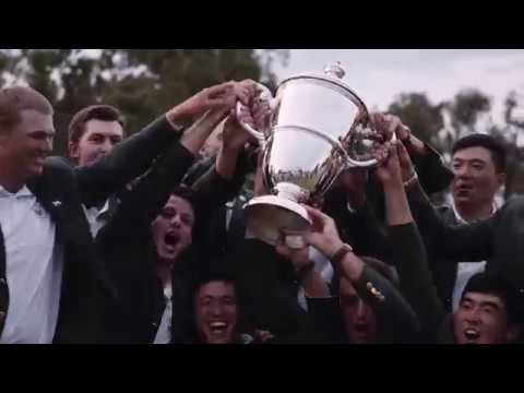 Sights and Sounds from the 46th Walker Cup Match