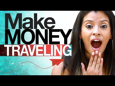 How You Can Travel Full-Time and Make Money on Social Media 15 Tips to Become a Digital Nomad - 동영상
