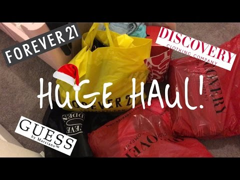 HAUL!! COMPRAS EN MIAMI | DISCOVERY, FOREVER 21 ❤️