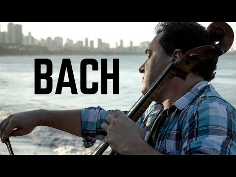 BACH - 🎻 Suite No 1 - [Prelude] - Cello Cover - Jorge Rossi