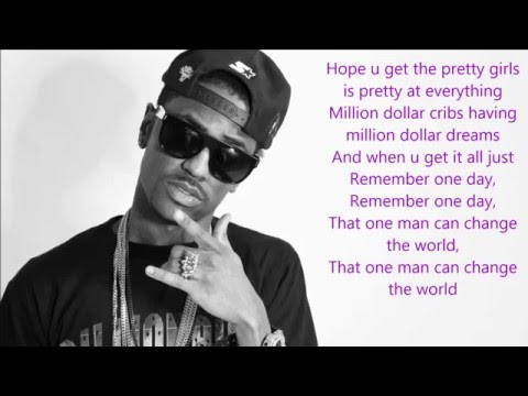 big-sean-ft-kanye-west&john-l(one-man-can-change-the-world-lyrics)