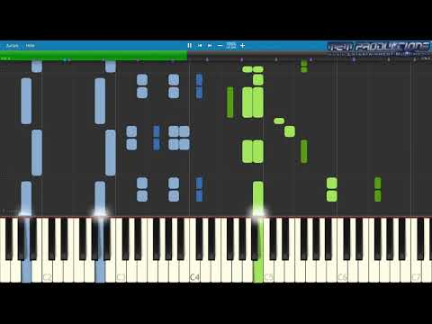 Piano Tutorial: Ofenbach vs. Nick Waterhouse - Katchi + MIDI Download