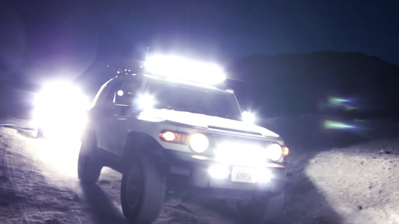 Off road led light bars lamphus maverix the journey of light off road led light bars lamphus maverix the journey of light youtube mozeypictures Choice Image
