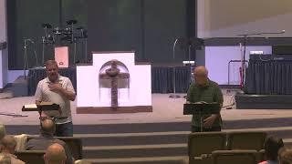 Wednesday Bible Study 6/9/21