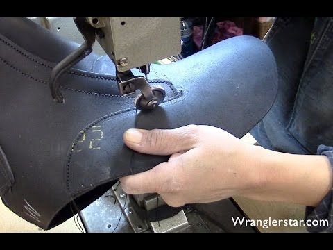 Nicks Boots - Exclusive Factory Tour | Wranglerstar