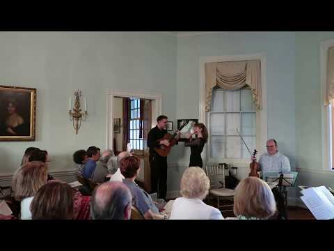 "Yankee Doodle - ""Music in the Second Capital"" at Laurel Hill Mansion"