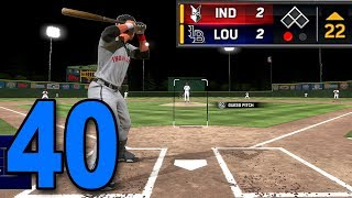 MLB 17 Road to the Show - Part 40 - 22 INNING GAME