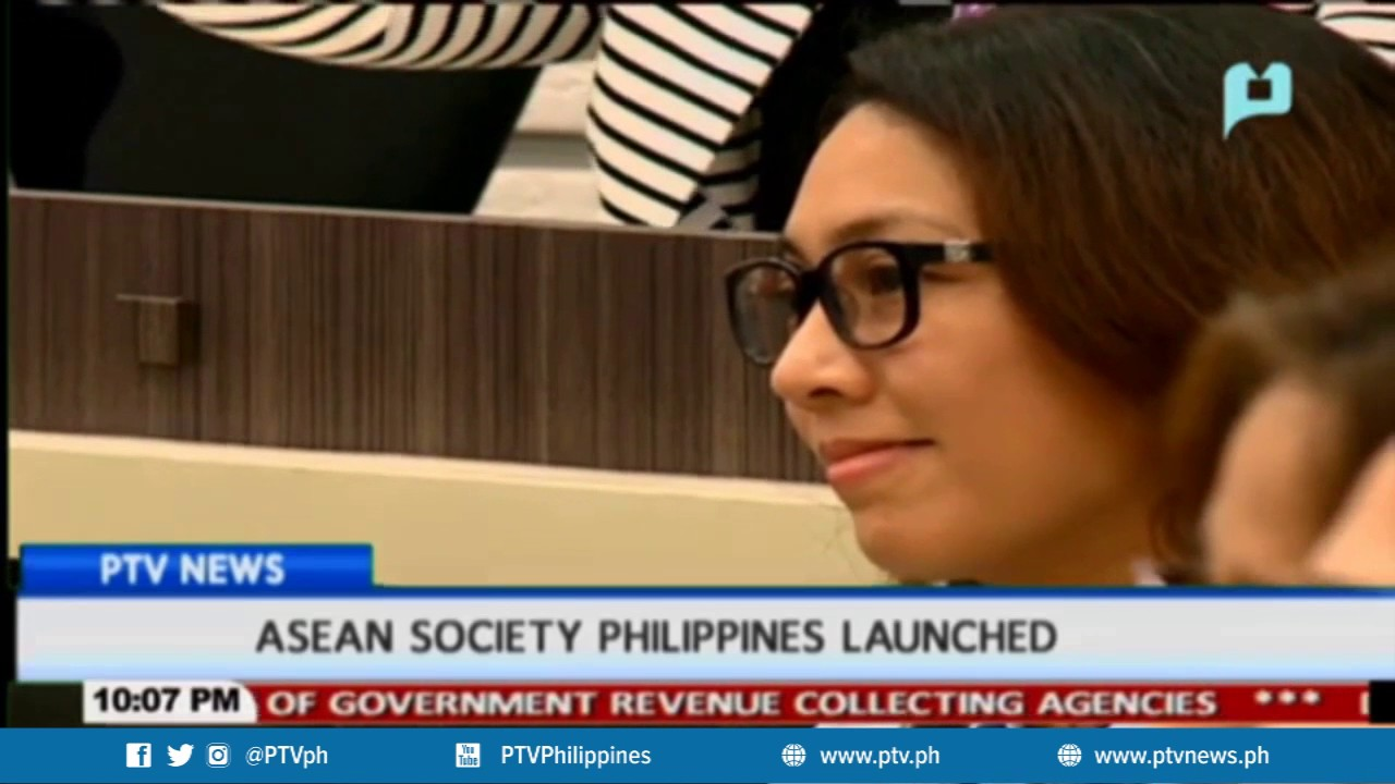 ASEAN society Philippines, launched