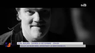 """Musique : Axel Bauer va """"éteindre les lumières"""" de Montigny-le-Bretonneux"""