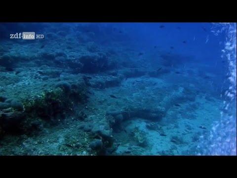 Doku Mysterien der Geschichte - Das versunkene Atlantis HD