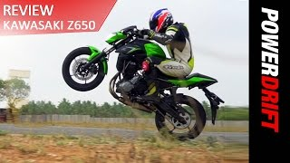 Kawasaki Z650 (2017) - The Surprise Package : PowerDrift
