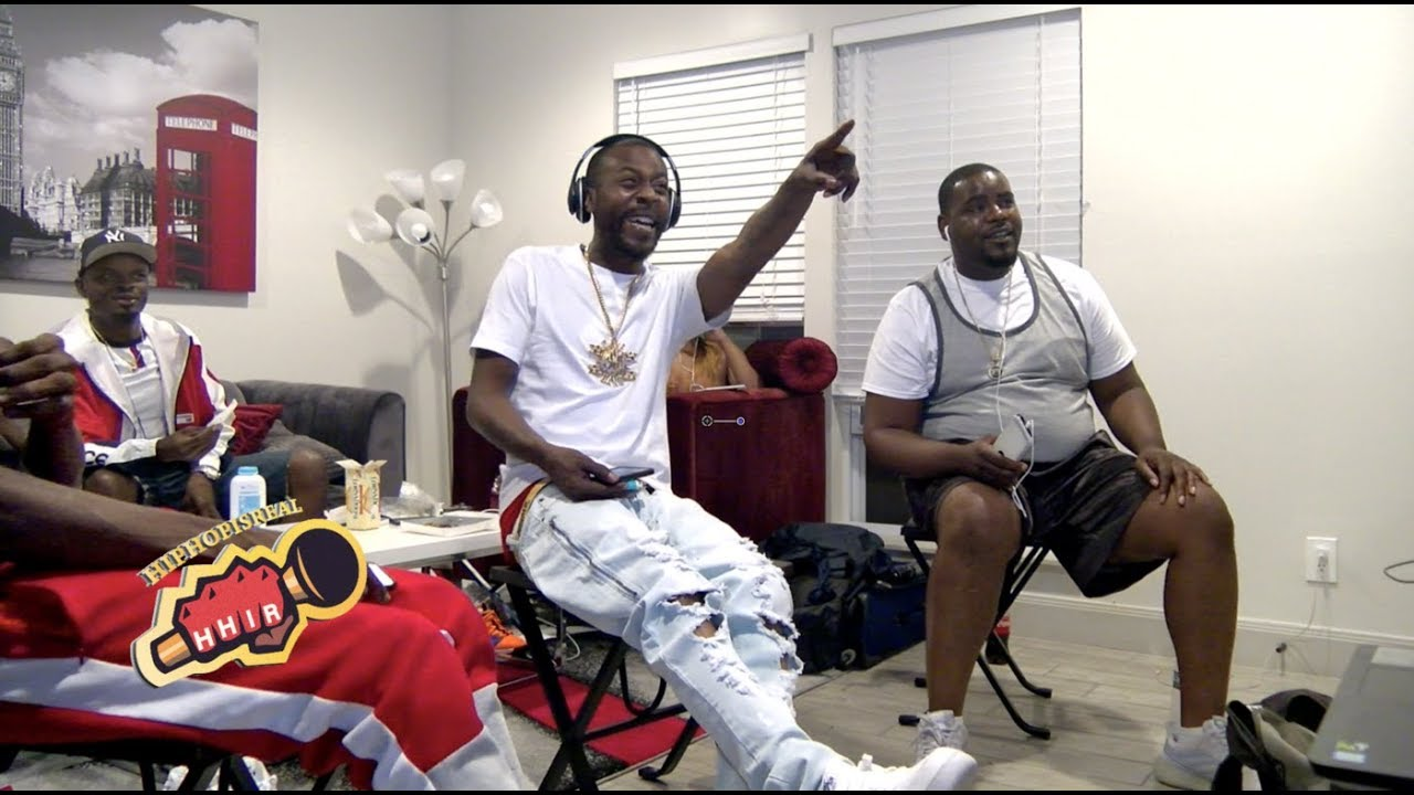 TAY ROC TALKS TO K SHINE REMEMBER THAT CONVO WE HAD