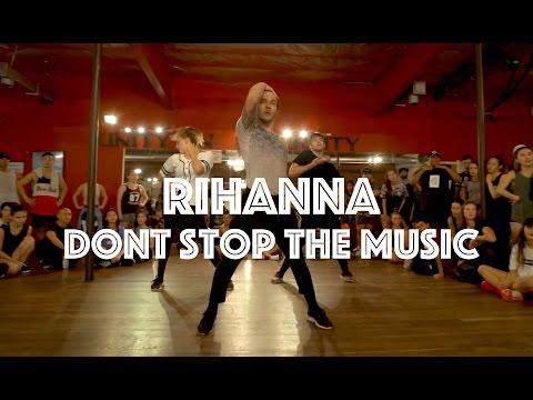 Rihanna - Don't Stop The Music | Hamilton Evans Choreography