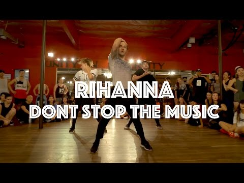 Rihanna - Don&39;t Stop The   Hamilton Evans Choreography