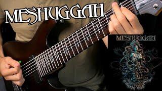 MESHUGGAH - Born In Dissonance (Cover) + TAB