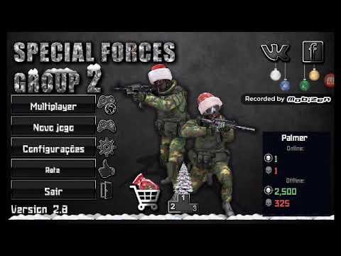 Specialforce group de volta no canal