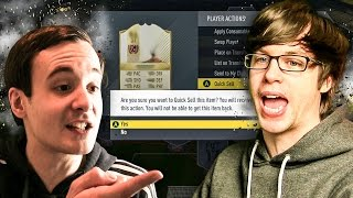 SHOULD I CRY OR LAUGH OMFG - FIFA 17 LEGEND DISCARD