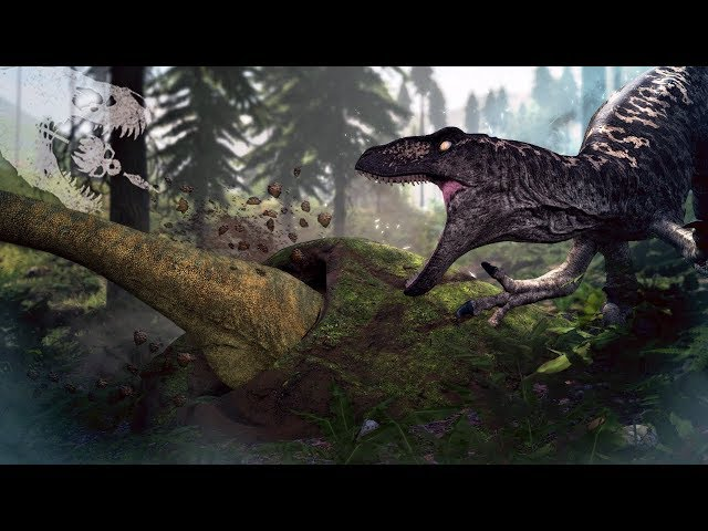 DIG A BURROW TO ESCAPE THE RAPTORS! - The Isle - New Dinosaur Update & New Mechanics! - Gameplay