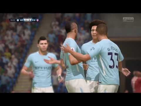 FIFA 18 Manchester City vs Bayern de Munique Temporada Online