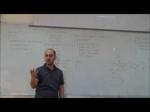 class 7: Implementation of Doubly Linked List - Part (1)