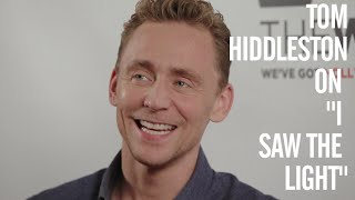 Toronto: 'I Saw the Light' Star Tom Hiddleston Sings Fave Hank Williams Tune
