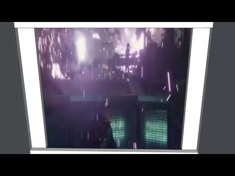 Fan made animatic for The Guardians of the Galaxy ride at Disney