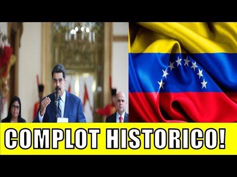 ULTIMAS NOTICIAS VENEZUELA 8 ENERO 2019| COMPLOT HISTÓRICO CONTRA VENEZUELA?