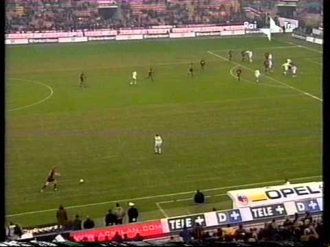 Serie A 2000/2001: AC Milan vs Bologna 3-3 - 2001.02.17 ...