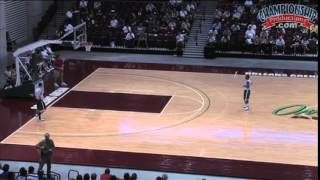 "Initiate Offense Using the ""Glide Dribble!"" - Basketball 2015 #27"